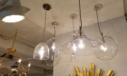 Be sure and stop in on your next visit to the Design Center Showrooms to see the  Pendant Lighting now on display at AmericanEye!