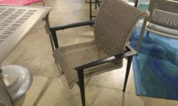 Brown Jordan 4300-200 Flight Woven Arm Chair